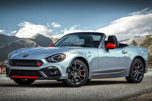 2019 Fiat 124 Spider Abarth Review