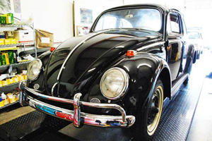 Will Anyone Pay $1 Million For This Vintage Volkswagen Beetle?