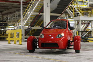 The Elio Motors Three-Wheeler Is Set To Borrow Engines From... Roush!?