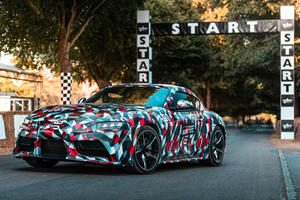 Future Toyota Sports Cars Won't Take As Long To Develop As The New Supra
