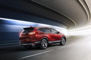 Your Honda CR-V May Leave You Standing At The Lights