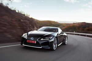 The Best Of The Lexus LC Coupe May Be Yet To Come