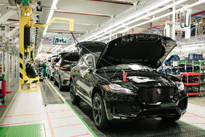 Jaguar Land Rover Will Shut Down Plant Amidst Slow Sales