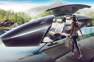 Bentley Asked Students To Design The Luxury Automobile Of The Future