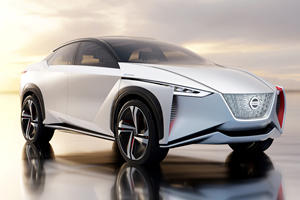 Nissan Developing Electric Crossover That's Way Cheaper Than The Model X