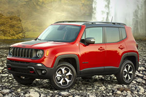 Jeep Tools Up To Produce Renegade PHEV