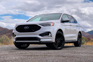 Is Ford Crazy Enough To Build An Edge RS With A Manual Transmission?