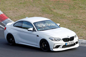 New Spy Shots Show Hotter BMW M2 Variant Is On Its Way