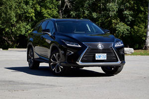 2018 Lexus RX 350L Test Drive Review: Comfort First