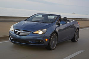 European Plans Spell The End Of The Buick Cascada