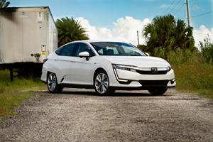 2018 Honda Clarity Test Drive Review: Interesting Doesn't Begin To Describe It