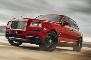 Rolls-Royce Cullinan Getting More Power, Hybrid Option