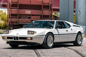 This BMW M1 Sold For A Lot Less Than $720,000 Asking Price