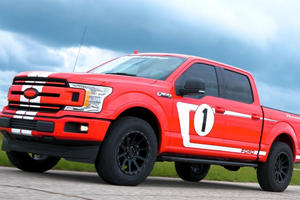 Hennessey Heritage Edition Ford Truck Makes More Power Than Anything You've Got