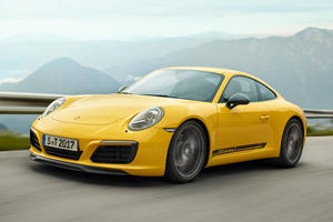 Porsche Says It Will Never Take Away Your Steering Wheel Or Pedals
