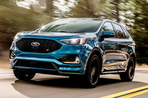Ford Edge ST Chief Engineer Admits One Item Needs Improving