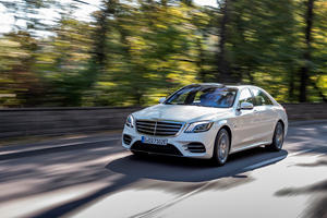 Mercedes S560e Plug-In Hybrid Could Be The Ultimate S-Class