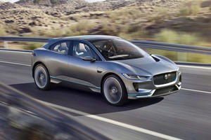 Jaguar Could Become An All-Electric Brand