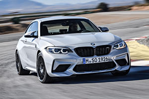 Watch The BMW M2 Competition Lap The Ring In 7:52