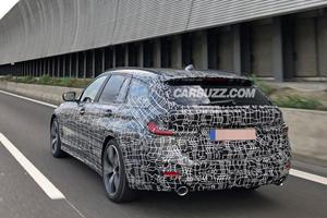 BMW 3 Series Touring Set To Debut At 2019 Geneva Motor Show