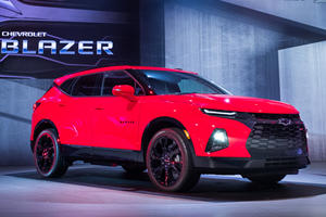 2019 Chevrolet Blazer Isn't Exactly Cheap Fully Optioned