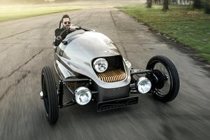 Morgan's All-Electric 3 Wheeler Is Dead Before Production Could Start