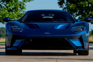 John Cena's Ford GT Sold Again For $1.32 Million