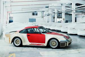 10 Hidden Gems Inside Porsche's Private Warehouse