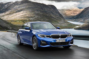 BMW Didn't Want The New 3 Series To Look Like A Smaller 5 Series