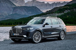 First-Ever BMW X7 Revealed In All Of Its Massive Glory