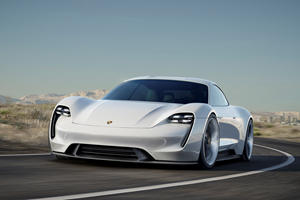 Porsche Plots Electric Sports Cars Onslaught
