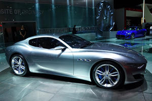 Maserati Planning Electric Performance Future, With Help From Ferrari