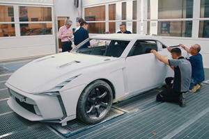 WatchThe Extraordinary Nissan GT-R50 Being Built By Hand