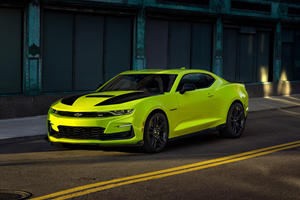 New Chevrolet Camaro Color Will Shock Your Eyeballs