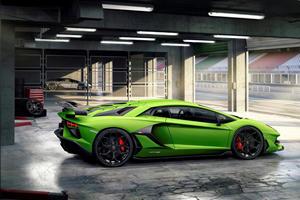 Why The Lamborghini Aventador SVJ Is So Fast
