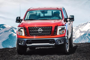 2019 Nissan Titan Gets A Modest Price Increase