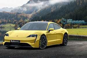 Will The Porsche Taycan Look Like This?
