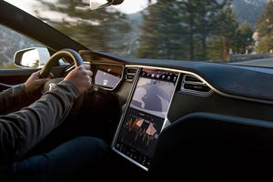 Elon Musk Says Tesla Self-Driving Chip Coming In Six Months