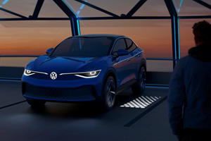 VW Develops New Headlights And Taillights That Can Talk To You