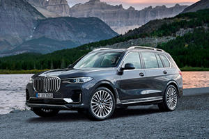 2019 BMW X7 First Look Review: Keeping It In the Family