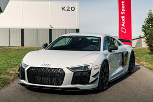 Audi R8 V10 Plus Competition Sharpens Up In Limited Numbers