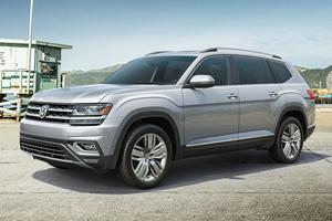 Volkswagen Cuts Range Of Atlas Configurations