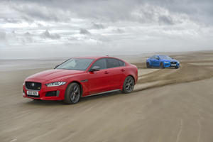Jaguar XE 300 Sport And XE SV Project 8 Create Modern Art