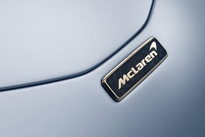 McLaren Speedtail Bespoke Badges Are Fine Jewelry For Your Car, Not Your Wife