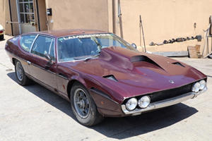 Why Would Someone Do This To A $50,000 Lamborghini Espada?