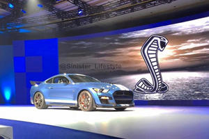 LEAKED: Ford Mustang Shelby GT500 Revealed At Private Event