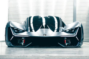 Lamborghini's First Hybrid Supercar Could Have This Most Appropriate Name