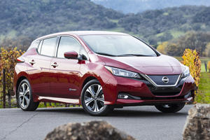 Nissan Leaf Expected To Cost $5,500 More With 60-kWh Battery
