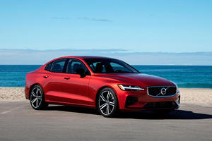 2019 Volvo S60 First Drive Review: Lustful Luxury And Dynamic Driving