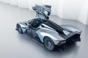 Aston Martin Valkyrie To Be Defining Hypercar Of Its Generation
